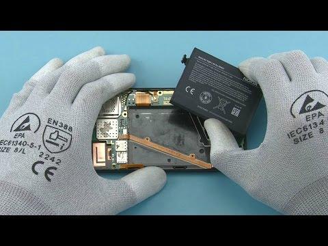 Nokia Lumia 930 Disassembly Steps Full