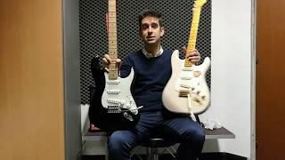 Fender Standard Stratocaster VS Squier Classic Vibe 50' Stratocaster