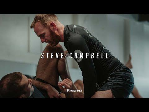 Steve Campbell - Progress JiuJitsu