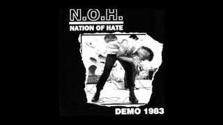 Nation of Hate 1983 demo