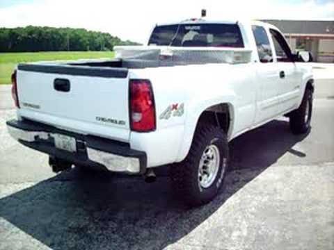 2005 chevy silverado 2500 6.0