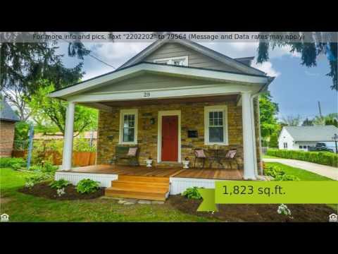 Priced At $335,000 - 29 Jones Avenue, Flourtown, PA 19031