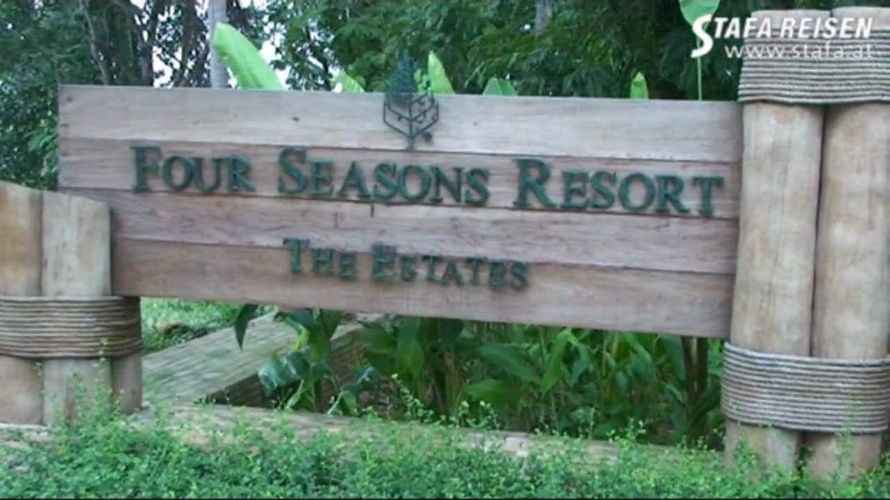 STAFA REISEN Hotelvideo: Four Seasons Resort, Koh Samui