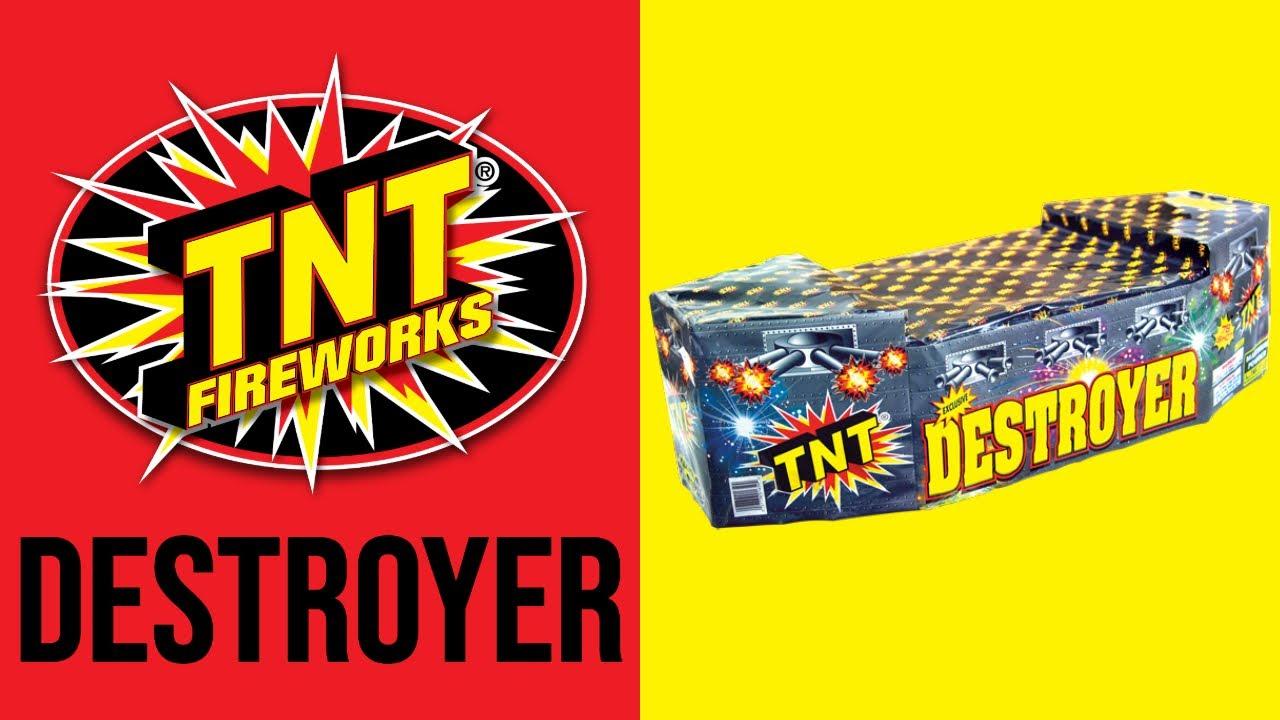 Destroyer - TNT Fireworks® Official Video