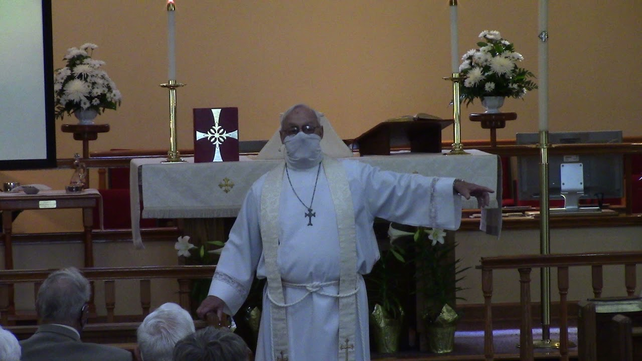 Easter Sunday with Father Norm