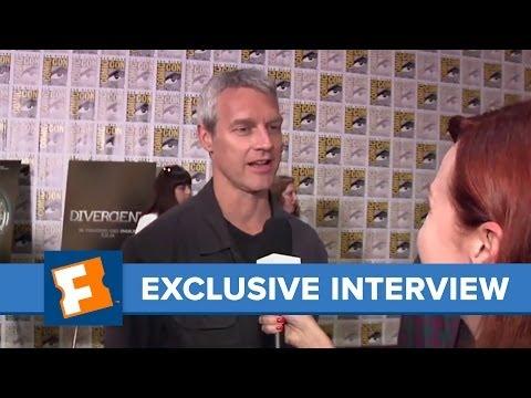 Neil Burger ComicCon 2013 Exclusive   Comic Con  dangoMovies