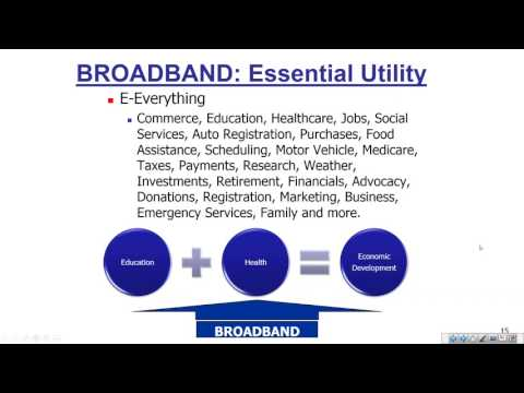 FUNDIT Webinar Series: NM Broadband Discussion