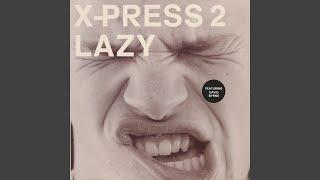 Lazy (feat. David Byrne) (Radio Edit)