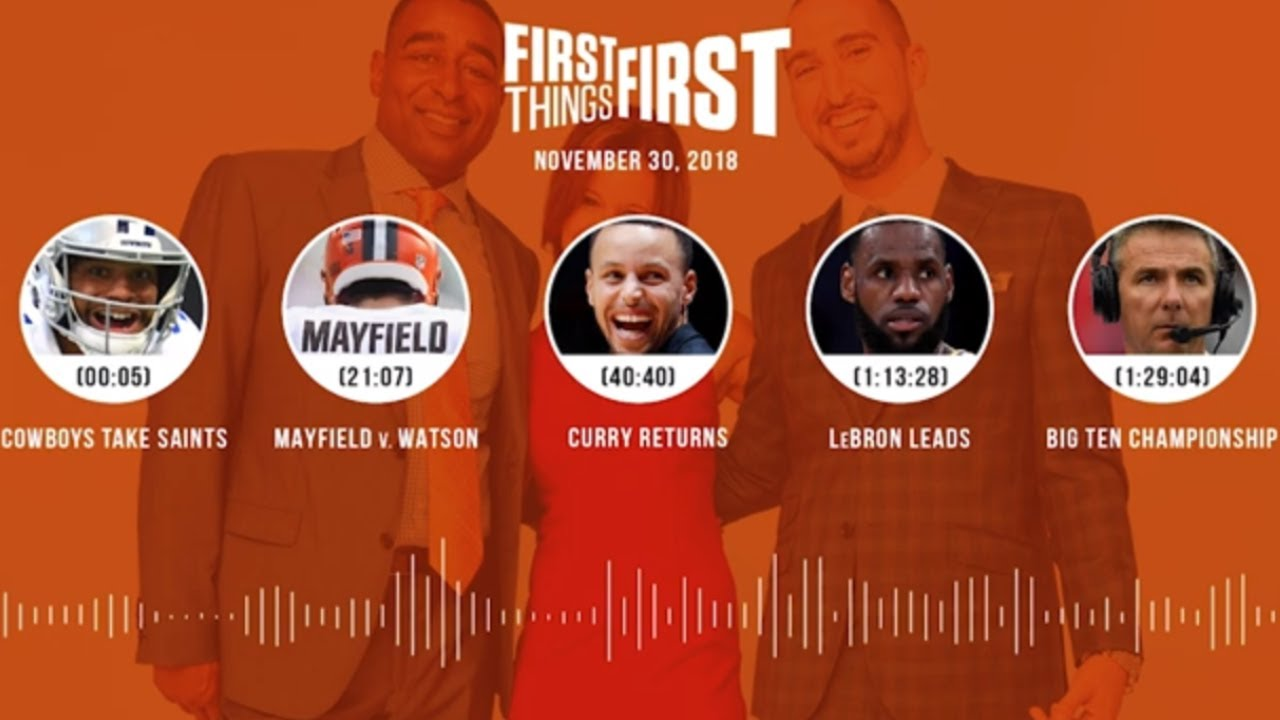 first-things-first-audio-podcast-11-30-18-cris-carter-nick-wright-jenna-wolfe-first-things-first