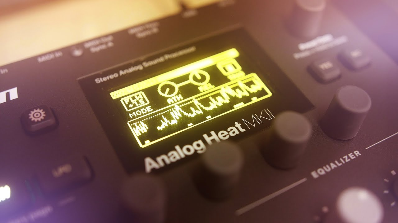 Exploring Analog – Part 4: Wrangling Noise | Elektron