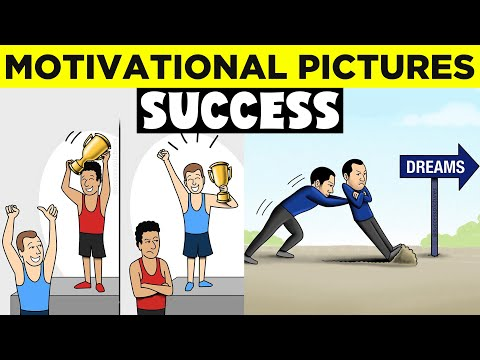 Top 50 Motivational Pictures about SUCCESS | Motivational Pictures With Deep Meaning