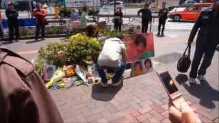 岡田有希子さん、亡くなって28年  2014年4月8日