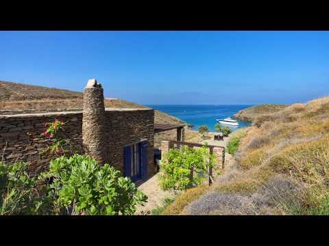 Beachfront villa Agelos, Kea Island