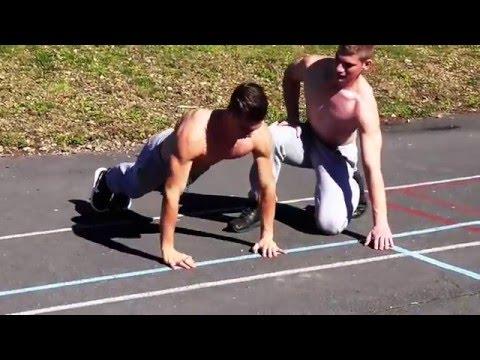 Higher Power Workout Motivation! - Bar Brothers [FRANCE]