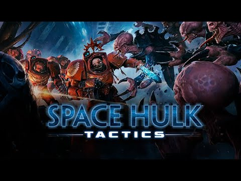 Space Hulk: Tactics Is A Good Game |