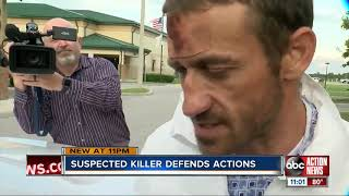 'I'm a prophet, not a serial killer' | Winter Haven double murder suspect claims he did it for God