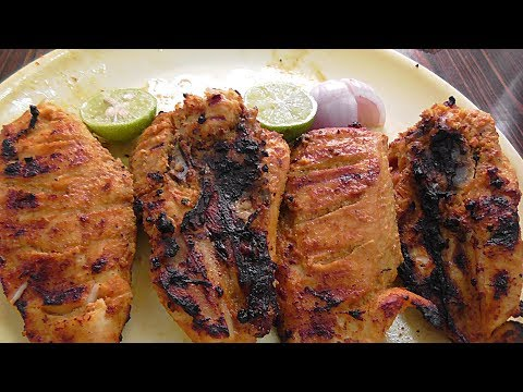 Electric Grilled Chicken Breast Recipe || Spicy And Juicy Chicken Breast Fry In Electric Grill ||