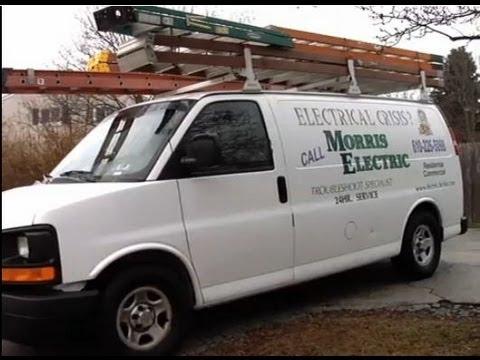 Morris Electric, electrician, repair Audubon, PA
