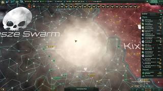 Ostatni przeciwnik ⭐ Zagrajmy w  STELLARIS PVP ✨ z Kixuniem | 14