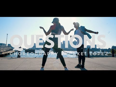 Questions - Chris Brown | Axel Lopez Choreography | Heartbreak On A Full Moon