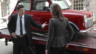 Booth and Bones, the perfect couple??? Denial