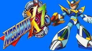 Megaman X7 Glide Armor Parts