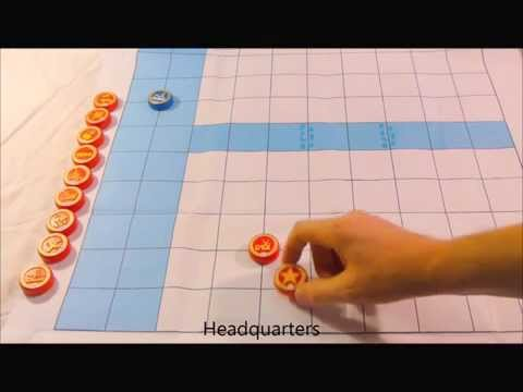 How to Play Vietnamese Commander Chess, Cờ tư lệnh - AncientChess.com