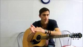 Как Играть ''Чиж и Компания - О Любви'' Урок На Гитаре