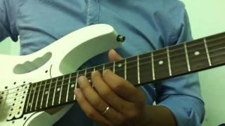 Học solo guitar - Đánh cách dây Trưởng, Thứ và Diminished arpeggios [HocDanGhiTa.Net]