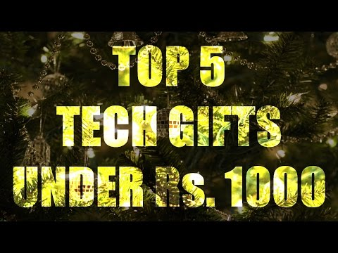 Top 5 Tech Gifts under Rs. 1000 | Ep. 1