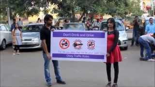 DDM IT QUIZ 2015   Flash Mob on Road Safety