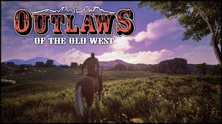 Weites Land - Outlaws of the Old West #01 [Let\'s Play Deutsch German]