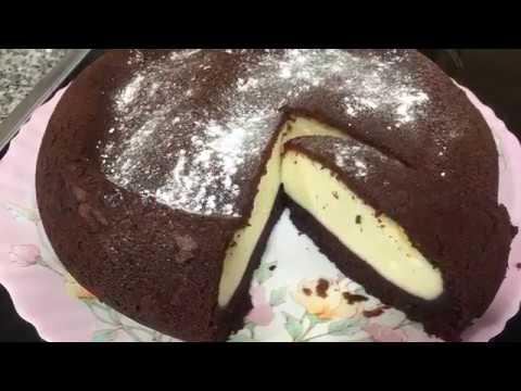 Шоколадний сирник (королевская ватрушка) в мультиварці Moulinex MK 8121