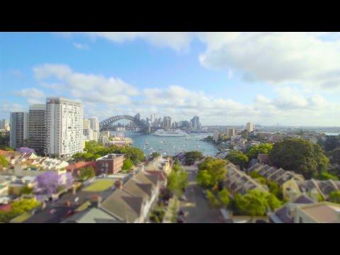 Australia Travel Montage 2016