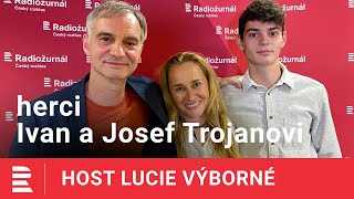 Ivan a Josef Trojanovi: Při natáčení jsme hodně sázeli na to, že jsme jedné krve