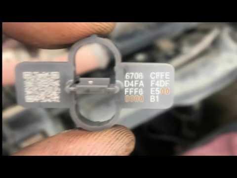 ISUZU Fuel Injector Flow Rate Programming Using eTechnician™