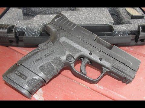 Springfield XD Mod 2  45 ACP? Yes, please (VIDEO) :: Guns com