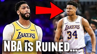 Anthony Davis Hasn't Signed a New Contract With The Lakers Because of This...