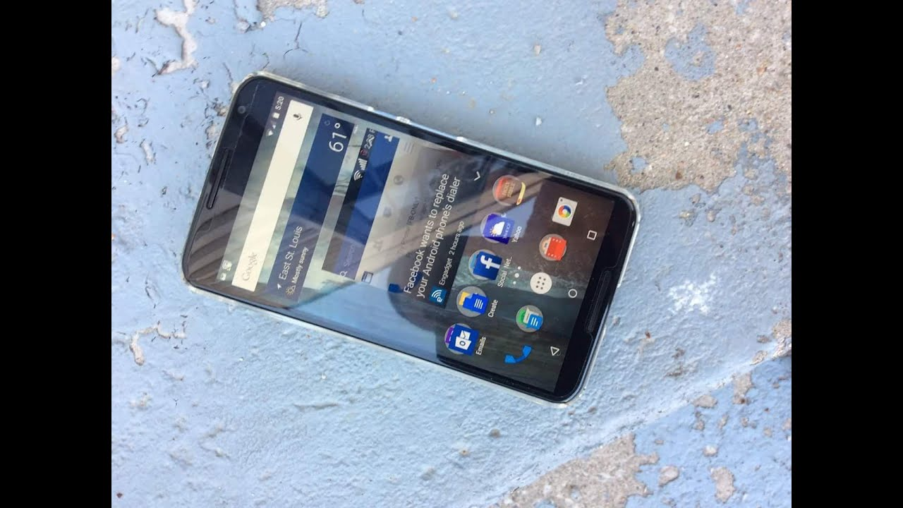 san francisco c82fd fb37f Is the Google Nexus 6 WaterProof?