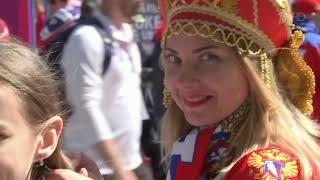 Российские болельщики на Чемпионате мира по хоккею 2019. Специальный репортаж Павла Занозина