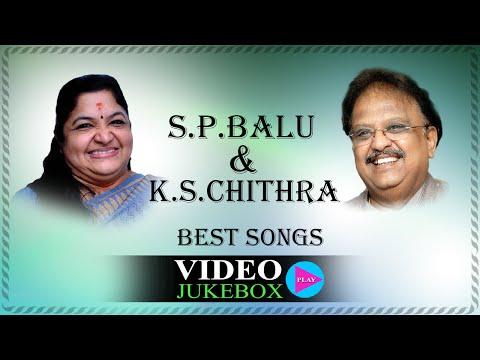 S P Balu & Chitra Telugu Hit Songs    Video Jukebox    Best Songs Collection