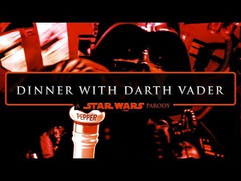 Dinner With Darth Vader | A STAR WARS PARODY