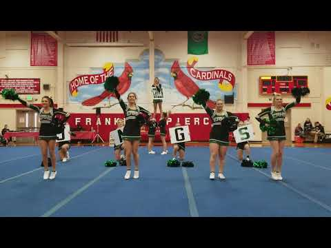Franklin Pierce Competition 11.18.17