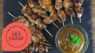 Tavuk Satay Nasıl Yapılır? - İdil Tatari - Yemek Tarifleri