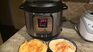 Instant Pot Recipe: Oil Free Hummus -Vegan Deliciousness!
