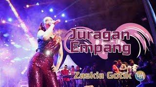 ZASKIA GOTIK - JURAGAN EMPANG (Live Samarinda)