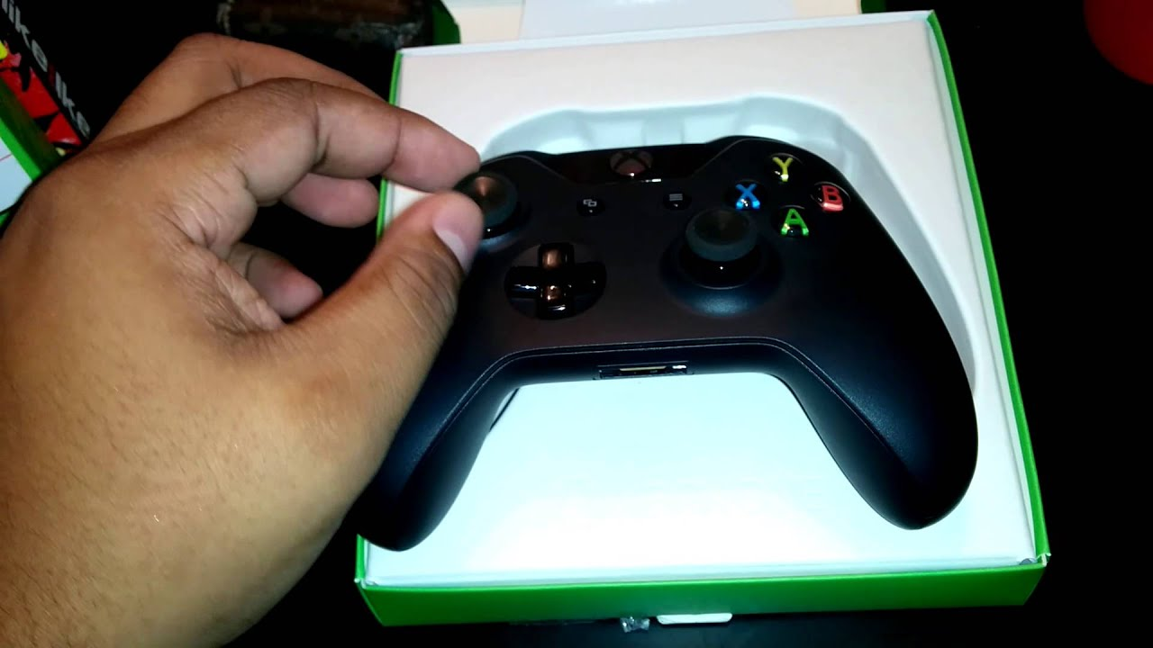 xbox one controller unboxing - photo #21