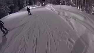 видео Катание на Красной Поляне Сочи