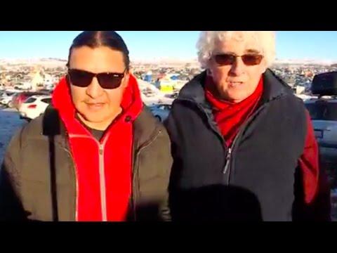 Obama Denies DAPL Pipeline: Chase Iron Eyes and Daniel Sheehan respond
