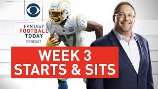 Week 3 START or SIT: Every NFC Matchup Breakdown | 2020 Fantasy Football